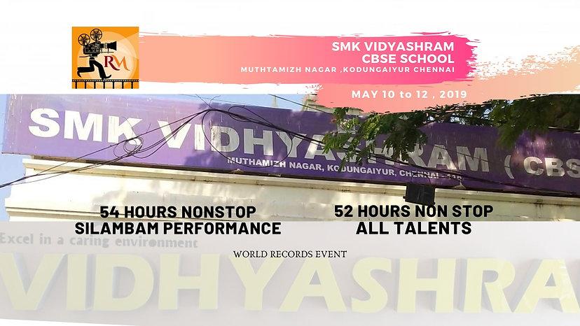 raaba media's eventsz india world record