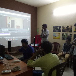 Raaba Media's work Station