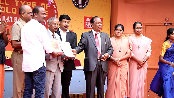 raaba media natiya  kala ratna awards 12