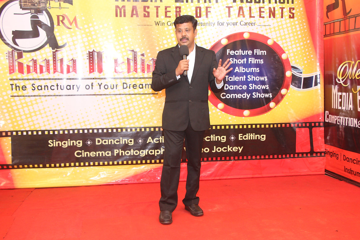 RAABA MEDIA'S TALENT HUNT FELCITATION FU