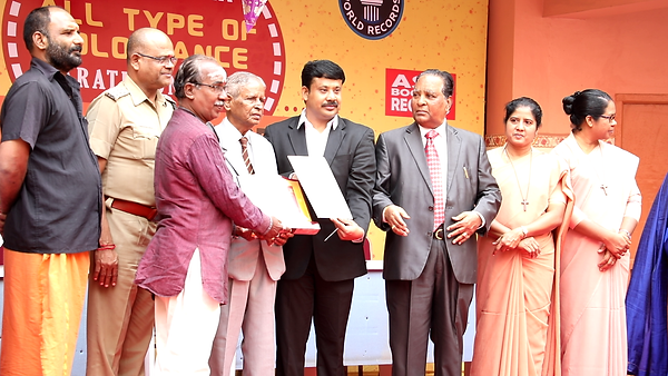 raaba media natiya  kala ratna awards 5