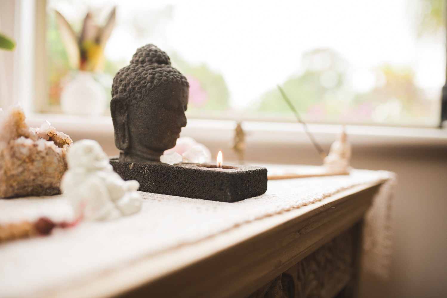 A warm & welcoming sacred space
