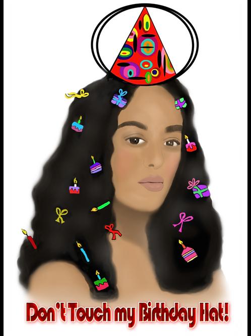 Solange Birthday Card