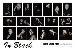 IN BLACK 1st Exhibition
