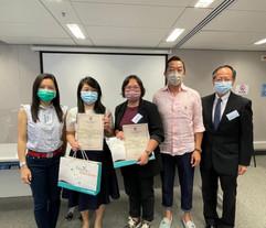 擔任非華語學生中文學習教師專業發展工作坊」分享嘉賓