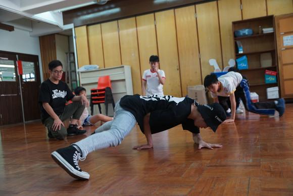 OLE課程 - 舞蹈