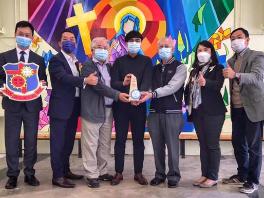 榮獲中華電力有限公司頒發「創新節能企業大獎」2020節能方案卓越大獎