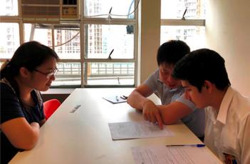 數學科初中數學抽離課程