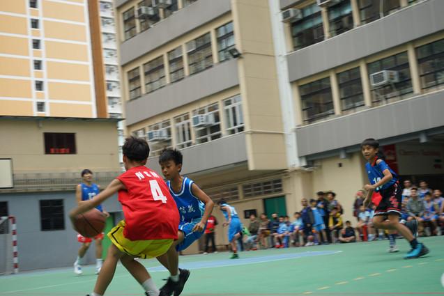 鮑思高盃小學籃球邀請賽