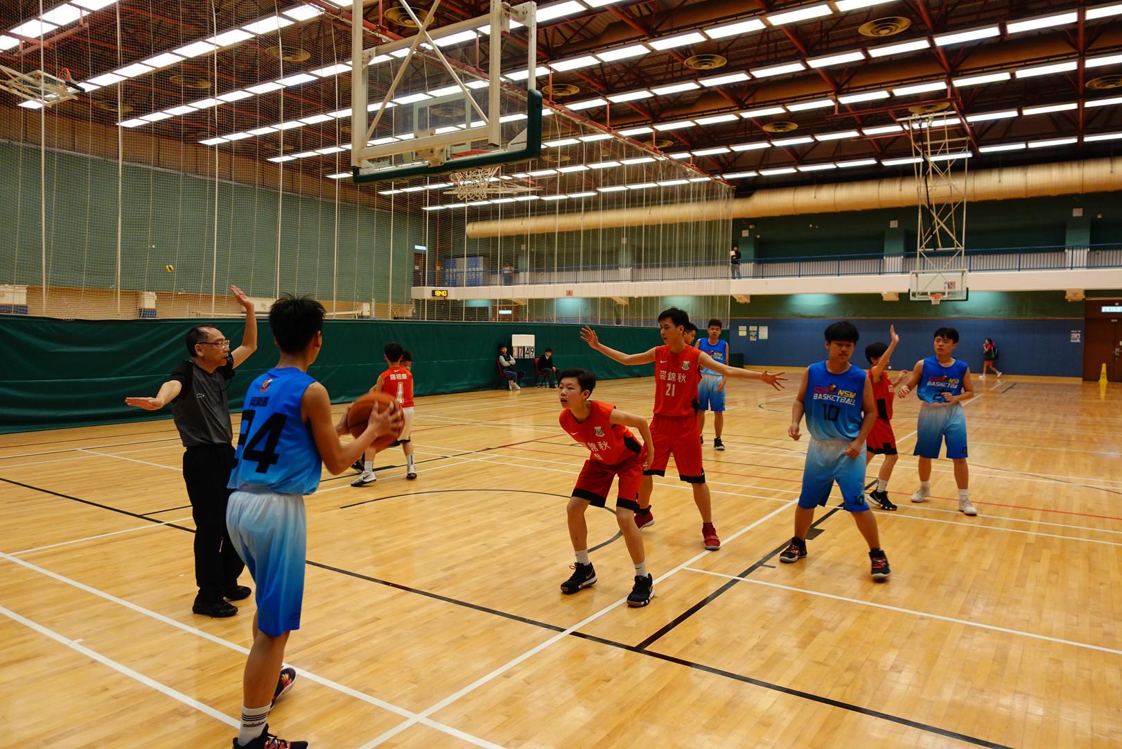 籃球學界賽