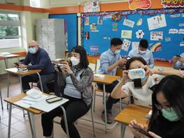 教育學院VR 分享