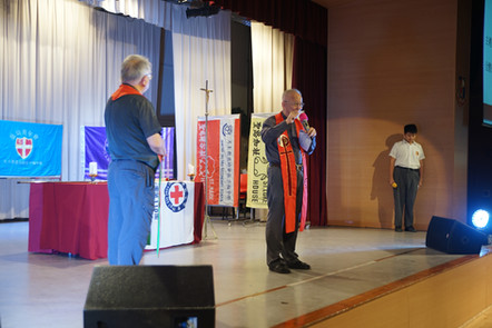 旗幟祝聖及社會員大會