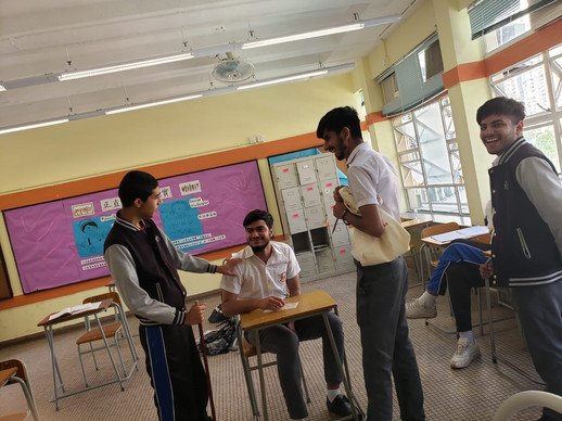 Learning Urdu through Role Play