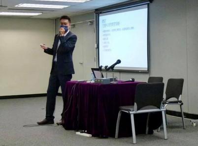本校老師獲教育局邀請分享成功教學案例