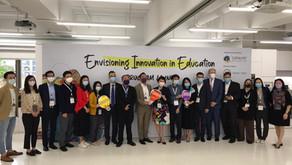 伍少梅參與美國哈佛大學教育研究院的合作項目 - Project Zero