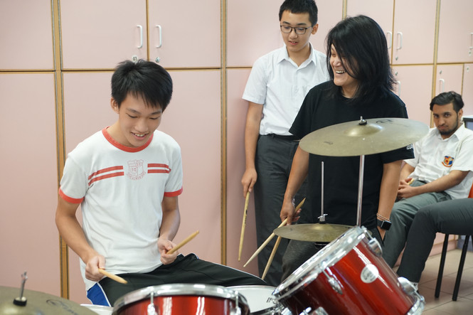 OLE課程 - 音樂訓練