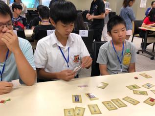 兒童發展基金目標人生桌上遊戲比賽
