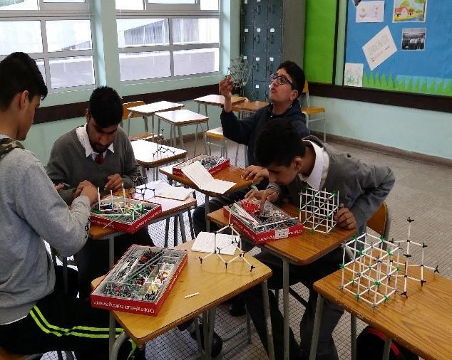 化學模型製作