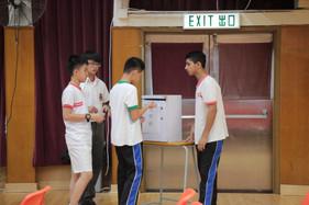 學生會投票