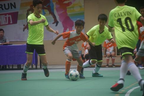 鮑思高盃小學五人足球邀請賽