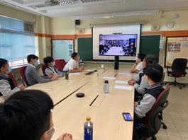 與香港教育大學本科生協作和交流