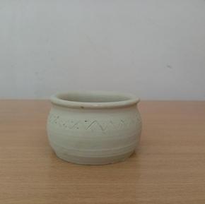 чашка из глины