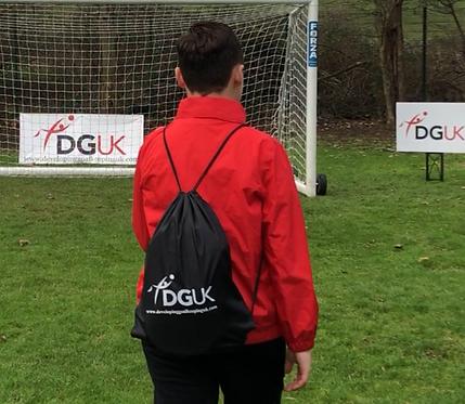 DGUK Glove/Boot Bag