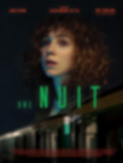 Une Nuit Official Movie Poster