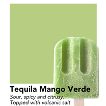 Tequia Mango Verde