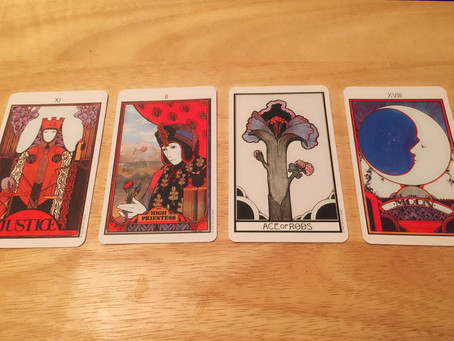 Learning Tarot By Degrees