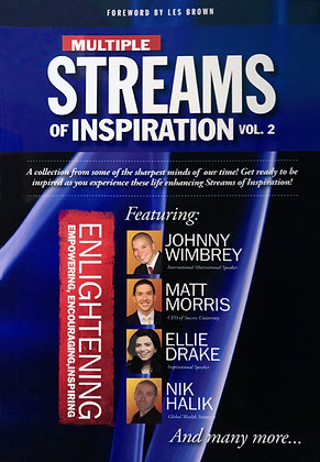 Multiple Streams of Inspiration Vol.2 - Paperback