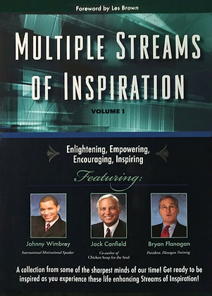 Multiple Streams of Inspiration Vol.1 - Paperback