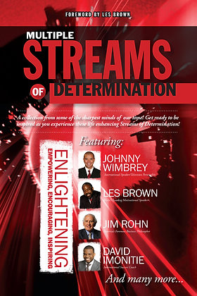 Multiple Streams of Determination - Paperback