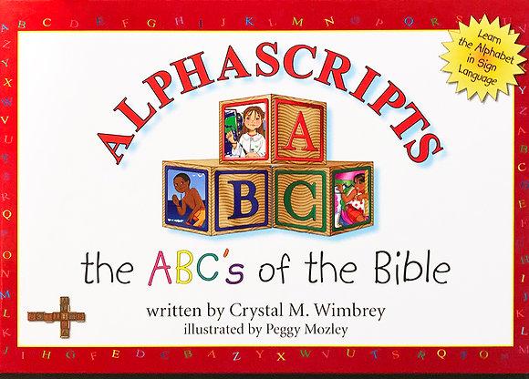 Alphascripts - Hardcover
