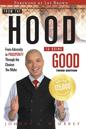 From the HOOD to Doing Good - Paperback