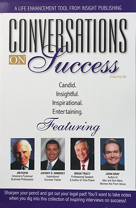 Conversations on Success - Paperback
