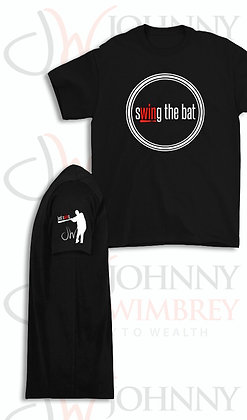 Swing The Bat T-Shirt Women's