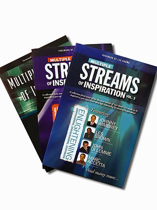 Multiple Streams of Inspiration Vol Set - Paperback