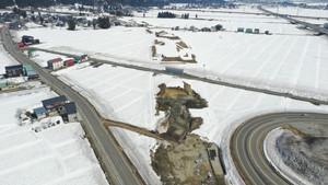 国道253号野田地区橋梁下部外工事ホームページを開設しました。
