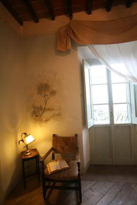 stanza degli affreschi