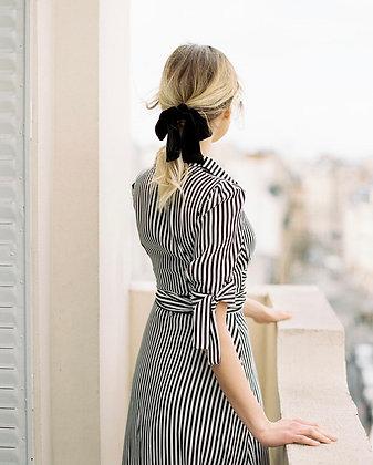 *NEW En Paris Silk Velvet Bow (Wholesale)