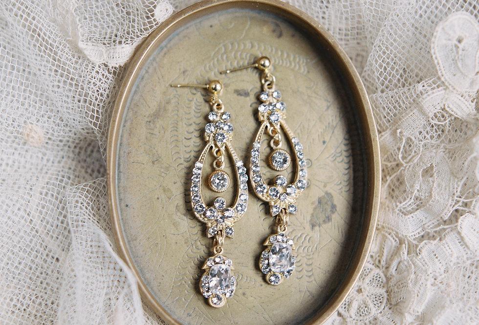 June Earrings (Wholesale)