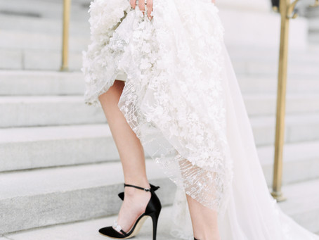 LIV HART X BELLA BELLE featured on Wedding Sparrow
