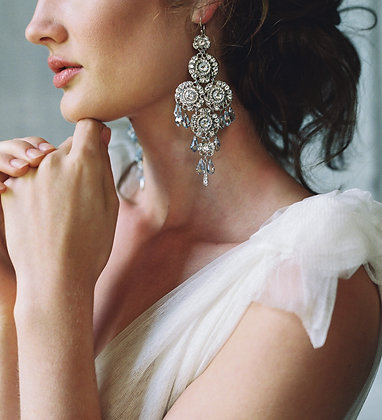 Grandeur Earrings (Wholesale)
