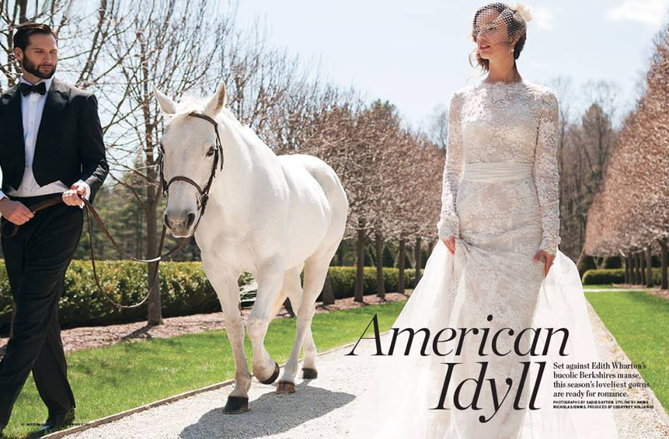 LIV HART x BOSTON WEDDINGS MAGAZINE