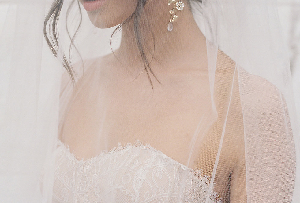 *NEW Mariée Earrings