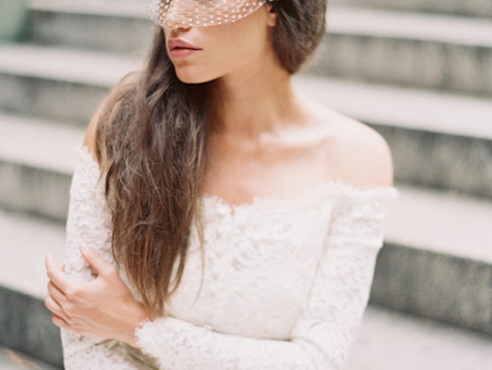 The Knot / 16 New Wedding Veil Styles You'll Love