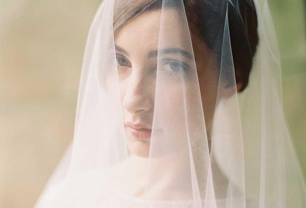 Poeme Illusion Tulle Veil (Wholesale)