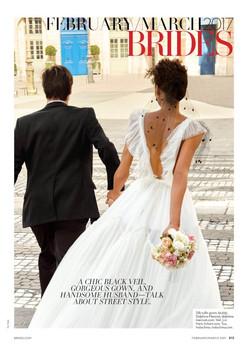 LIV HART x BRIDES MAGAZINE