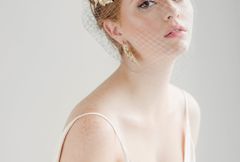 *NEW Rowan Cage Veil (Wholesale)